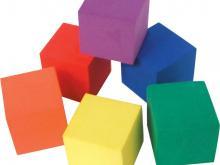 Поролоновые кубики St-30 200х200х200 мм купить